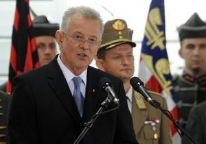 Сегодня в Украину прибывает президент Венгрии