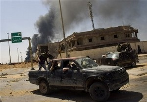 После нападения на посольство в Триполи Лондон высылает посла Ливии