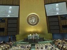В Нью-Йорке начинает работу 63-я сессия Генассамблеи ООН