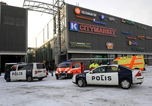 Финская полиция: Подозреваемый в стрельбе в торговом центре Sello покончил с собой