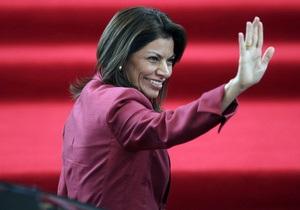 Президент Коста-Рики летала на  кокаиновом  самолете