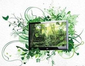 «Зелёные» телевизоры LG защитят планету