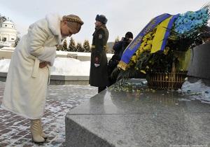 Тимошенко: Я хочу, чтобы украинцы больше никогда не скрывали свою настоящую историю