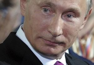 Путин заявил, что приоритетная задача Газпрома - обеспечить внутренние потребности РФ