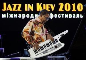 Фотогалерея: Легенда джаза. Херби Хенкок впервые выступил в Киеве