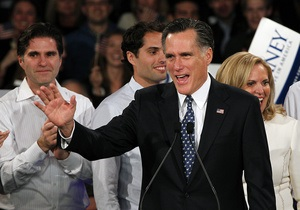 Стали известны кандидатуры министров возможной администрации Ромни