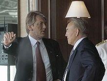 Ющенко готов отдать казахам любое место для строительства НПЗ