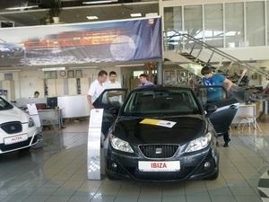 Цены на автомобили SEAT 2010 года стали более привлекательными
