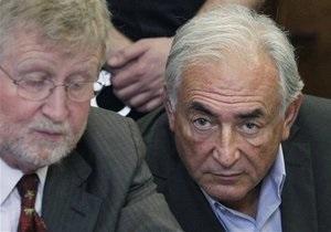 СМИ: Стросс-Кан до конца жизни будет получать пенсию в размере $26 тысяч