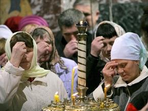 Опрос: Украинцы больше всего доверяют церкви, меньше всего - Раде