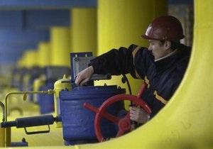 Азаров исключает развитие газового сотрудничества Украины и России по белорусскому сценарию