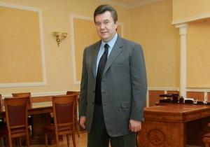 Интервью с Виктором Януковичем