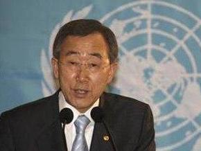 Генсек ООН призвал к прекращению арестов и насилия в Иране