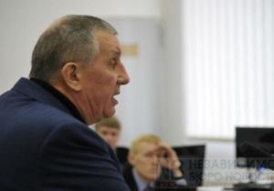 Допрос Владимира Щербаня завершен