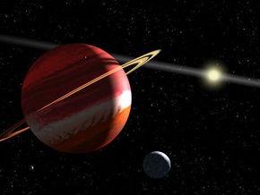 У одной из самых близких к Солнцу звезд обнаружили два пояса астероидов