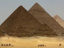 В Египте нашли пирамиду 29
