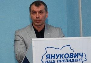 И.о. главы крымских регионалов стал Владимир Константинов