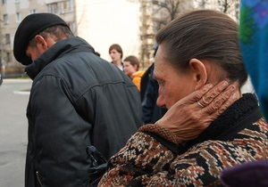 В 2010 году 106 тысяч украинцев потеряли работу