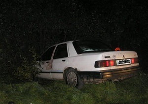 В Ровно за три дня подросток угнал три машины