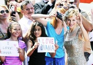 В интернете появился первый снимок Наоми Уоттс в роли принцессы Дианы