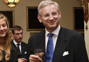Швеция считает, что евроинтеграция Украины остановлена