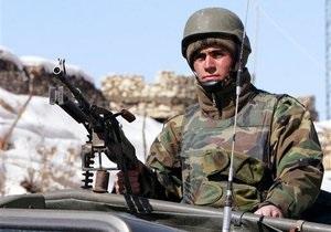 Турецкие военные атаковали позиции курдов в Ираке