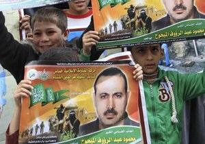 Полиция Дубая: Лидера ХАМАС накачали седативным препаратом и задушили