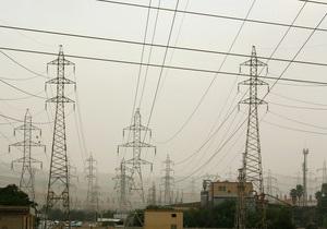 Украина нарастила производство электроэнергии на 3,2%