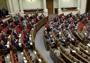 Вопрос о назначении выборов в Киеве внесен в повестку дня завтрашнего заседания Рады
