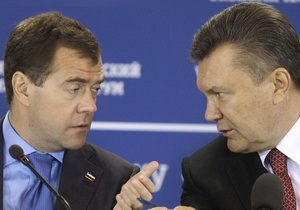 Грищенко: Медведев не будет выступать от имени Украины на заседаниях G20 и G8