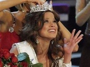 Мисс Америка-2009 стала будущая журналистка