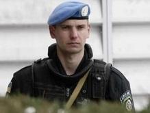 Миротворцы почувствовали себя в Косово настоящими украинцами