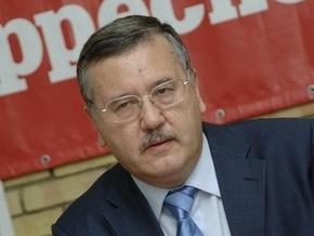 Гриценко: Ющенко нужно идти на выборы без условий