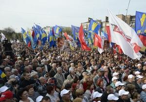 В субботу в центре Киева будет перекрыто движение транспорта