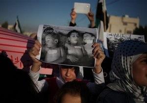 Новости Сирии - применение химоружия в Сирии: В Сирию прибыла замгенсека ООН по разоружению. Власти заявили, что нашли химоружие у оппозиционеров