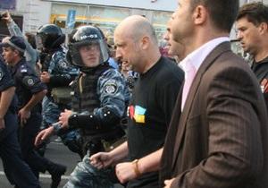 Оппозиция заявила о намерении властей арестовать ближайшего соратника Тимошенко