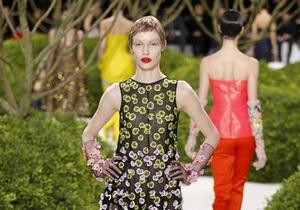 Фотогалерея: Haute Couture S/S 2013. В Париже стартовала Неделя высокой моды