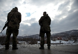 Сербия предлагает демилитаризовать зону Косово
