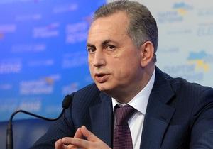 Партия регионов обвинила Объединенную оппозицию в попытке фальсификации результатов в 14-м округе