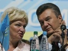 Янукович объяснил исключение Богатыревой из ПР