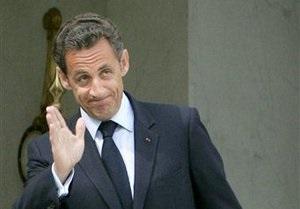 Жующий жвачку Саркози возмутил турок
