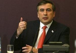 Саакашвили о газовом противостоянии с Россией: Если мы смогли - Украина тем более сможет