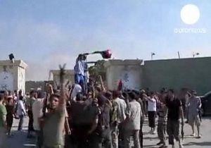 Каддафи: Уход из правительственного квартала был тактическим маневром