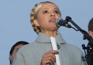 Тимошенко называет админреформу пиаром власти