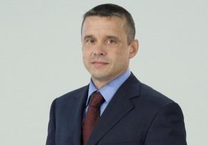 Налоговая освободила главу Донецкой облорганизации партии Фронт Змін