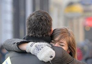 В Донецке пройдет флешмоб поцелуев