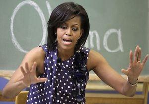 Мишель Обама объявила о новых стандартах для американских школьных обедов