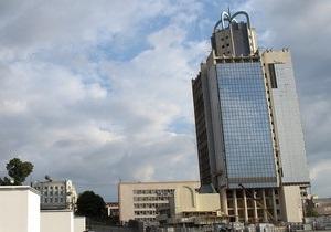 Cообщение о пожаре в гостинице в центре Киева оказалось ложным