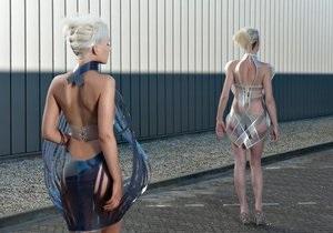 Дизайнеры придумали одежду, исчезающую при вранье