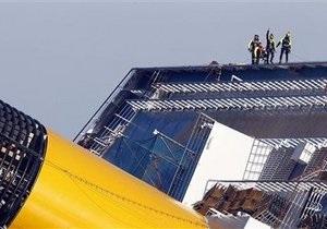 Спасатели нашли тело еще одного погибшего в результате крушения Costa Concordia